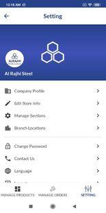Screenshots - Al Rajhi Admin