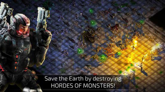 Screenshots - Alien Shooter 2 - The Legend