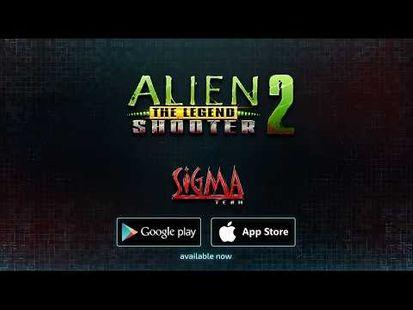 Video Image - Alien Shooter 2 - The Legend