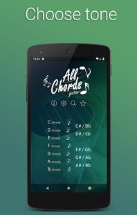 Screenshots - All Chords Guitar