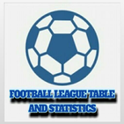 All Football League Table And Statistics