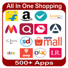All in One Shopping App 500+ Apps