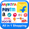 All In One Shopping App : Online Shopping App