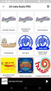 Screenshots - All India Radio Live : Podcast, News, Live Radios