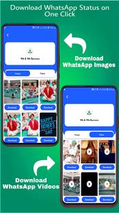 Screenshots - All Video-Status Saver - Social Media Downloader