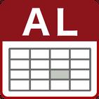 Am lich - event calendar