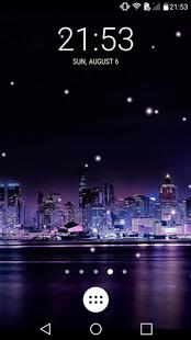 Screenshots - Amazing City : New York Beauty Live wallpaper free