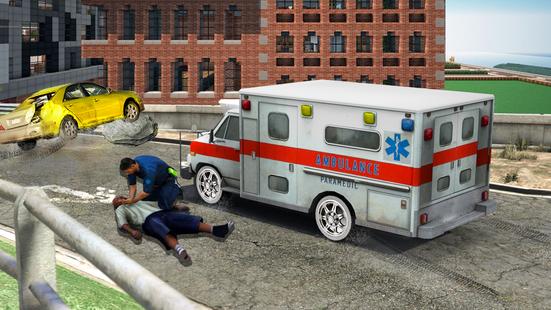 Screenshots - Ambulance Rescues 3D