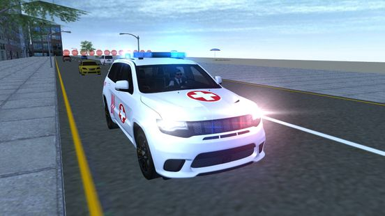 Screenshots - American Ambulance Emergency Simulator 2021