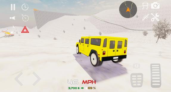 Screenshots - American Car Driving Simulator - Real Car Driving