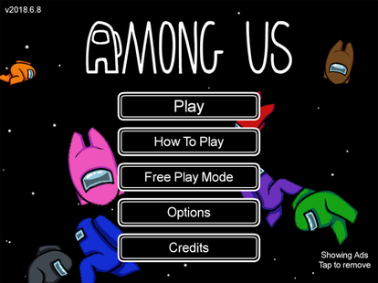 Screenshots - Among Us