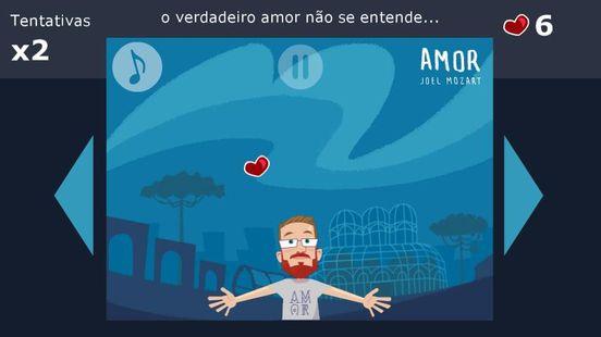 Screenshots - Amor minigame