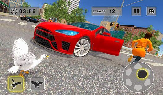 Screenshots - Angry Goose Simulator: Goose Rampage Game