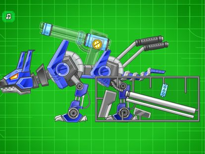 Screenshots - Angry Robot Dog Toy War