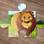 Animal Games for Kids Puzzle