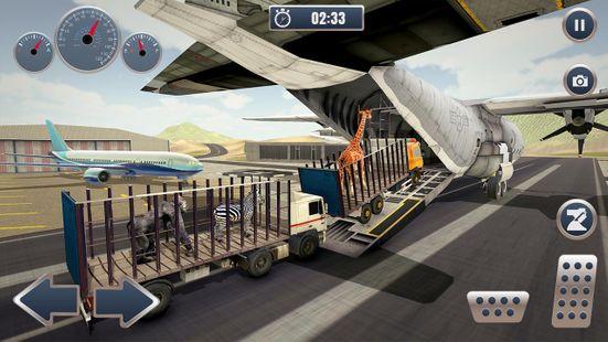 Screenshots - Animal Truck Transporter Cargo Airplane