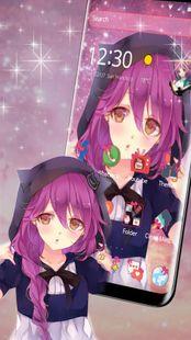 Screenshots - Anime Cute Kawaii Girl Theme