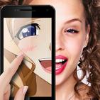 Anime face maker 👀👄❤️