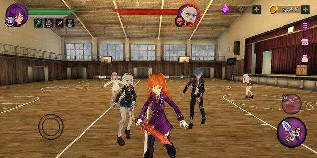 Screenshots - Anime High School Zombie Simulator