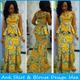 Ank Skirt & Blouse Design Idea