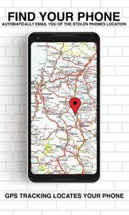 Screenshots - Anti Phone Theft Alarm  - Free Phone Security
