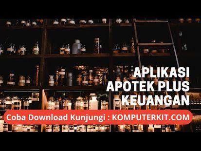 Video Image - Aplikasi Apotek Plus Keuangan