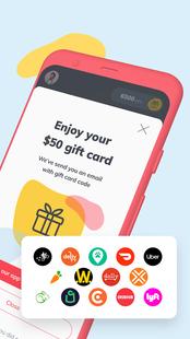 Screenshots - Appjobs Rewards App