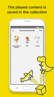 Screenshots - ARAPPLI - AR App