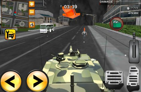 Screenshots - Army Extreme Car Driving 3D