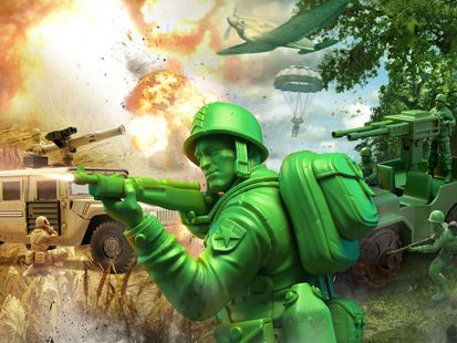 Screenshots - Army Men Strike Beta