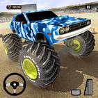 Army Monster Truck Demolition : Derby Games 2020