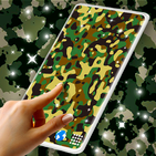 Army Patterns Live Wallpaper❤️ Camouflage Themes