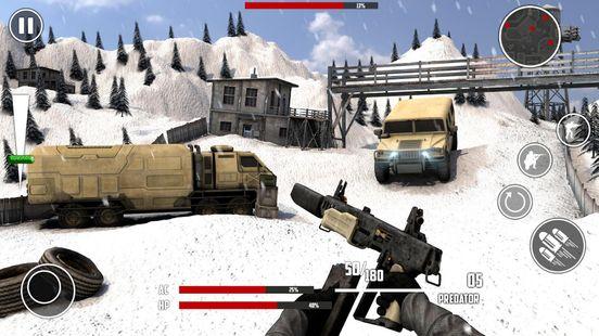 Screenshots - Army shooting game :Commando Games