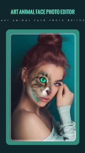 Screenshots - Art Animal Face Photo Editor