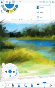 Screenshots - Artecture Draw, Sketch, Paint