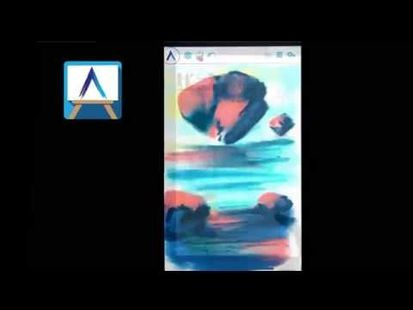 Video Image - Artecture Draw, Sketch, Paint