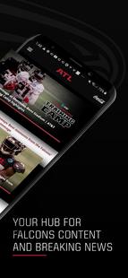Screenshots - Atlanta Falcons Mobile