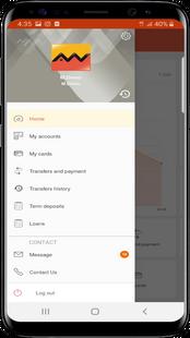 Screenshots - Attijari Mobile Egypt
