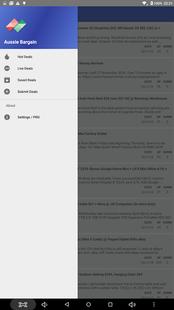 Screenshots - Aussie Bargain (OzBargain)