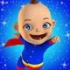 Baby Hero 3D - Super Babsy Kid