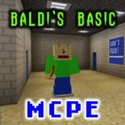 Baldi's MCPE Map Mod