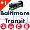 Baltimore Transport: Offline MTA maps in Maryland