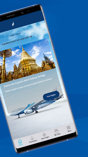 Screenshots - Bangkok Airways