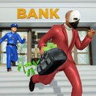 Bank Robbery Crime Thief