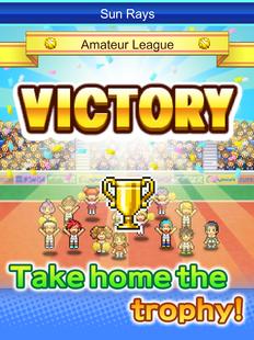 Screenshots - Basketball Club Story