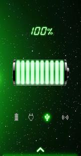 Screenshots - Battery Neon Widget