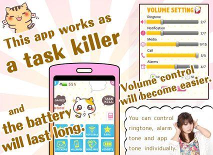 Screenshots - Battery Saver : Kansai Cats
