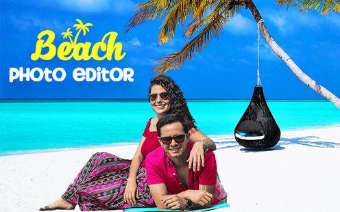Screenshots - Beach Photo Editor