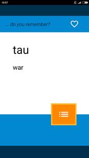 Screenshots - Beginner Tongan