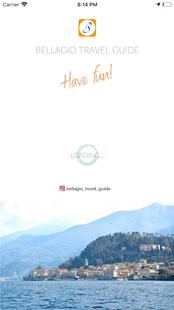 Screenshots - Bellagio restaurants app